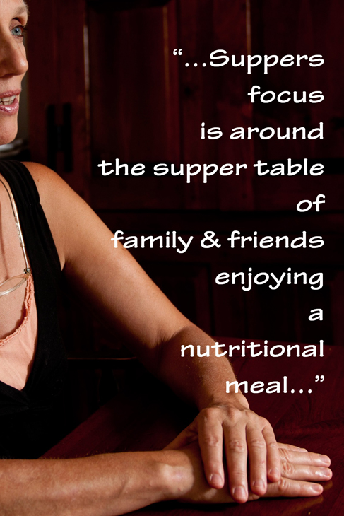 16 - Suppers focus