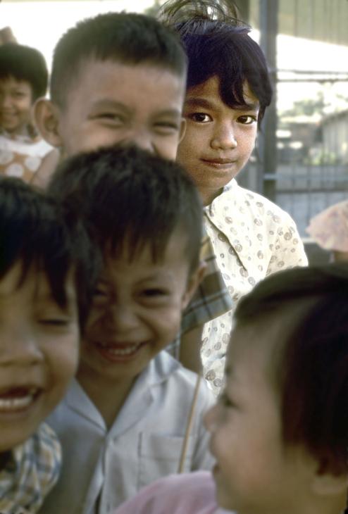 1972 - Young Boy Beyond Playmates