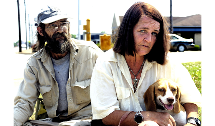 2006-07-01 - Homeless Couple