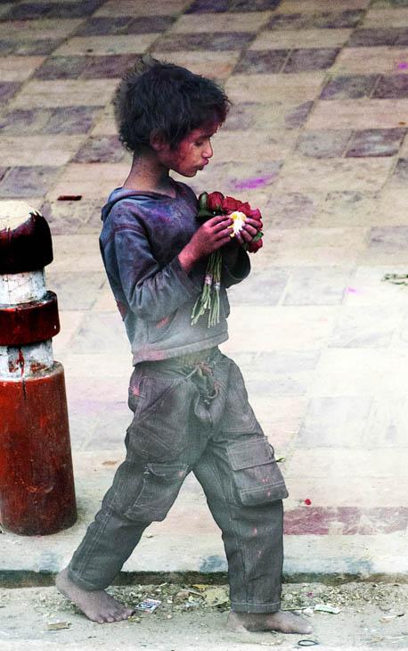 2013-03-27 - New Delhi - Street Scenes - 20